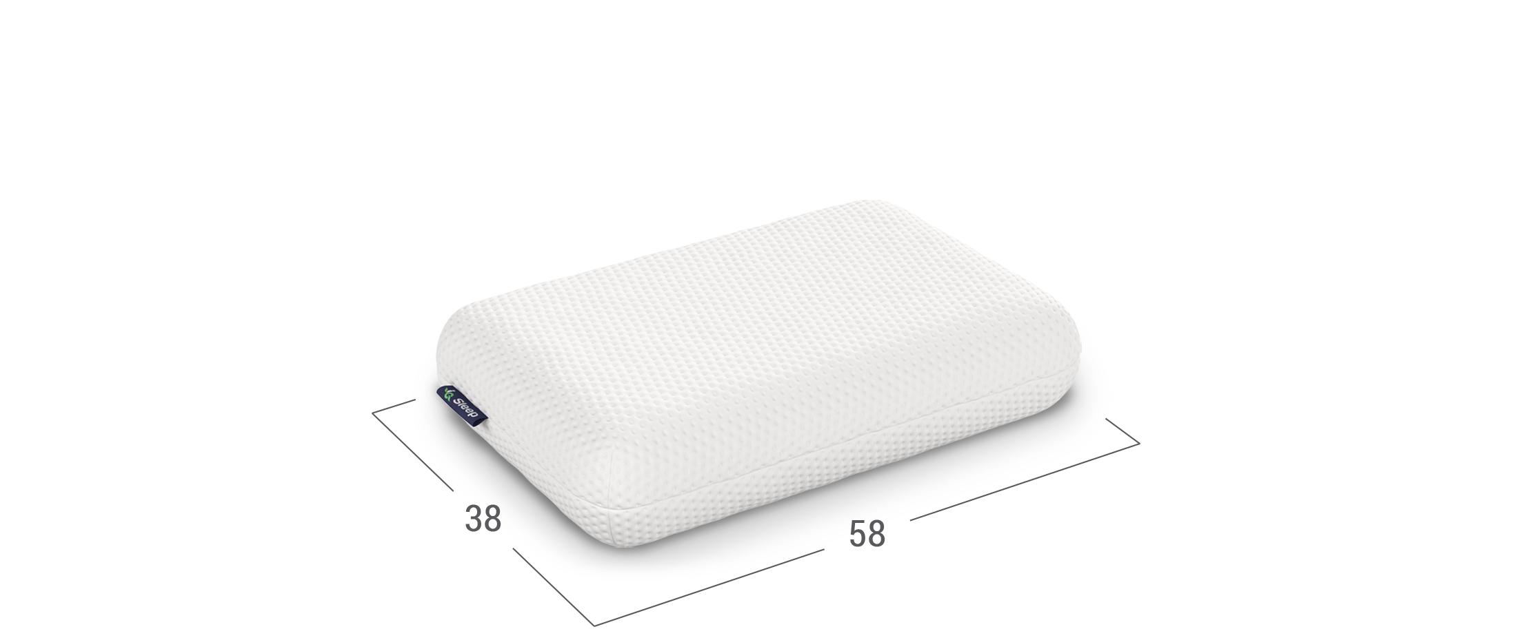 Анатомическая подушка IQ Sleep Cool Feel S Модель 2000